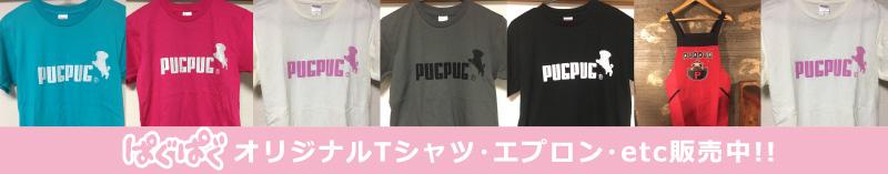 オリジナルTシャツ・エプロン・etc販売中!!