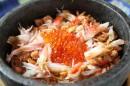 ウニ・鮭・蟹・イクラ丼