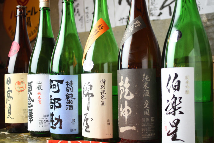 宮城の日本酒 | 仙台の居酒屋「ぱぐぱぐ」オフィシャルサイト