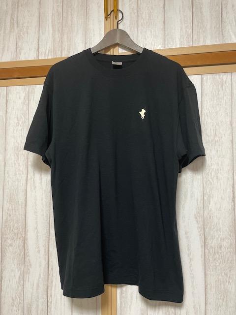オンスオープンヘヴィーウェイトTシャツ(ブラック)